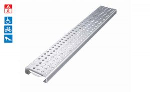 Perforated Steel Grate