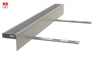 Threshold Drain Stainless Steel Frames